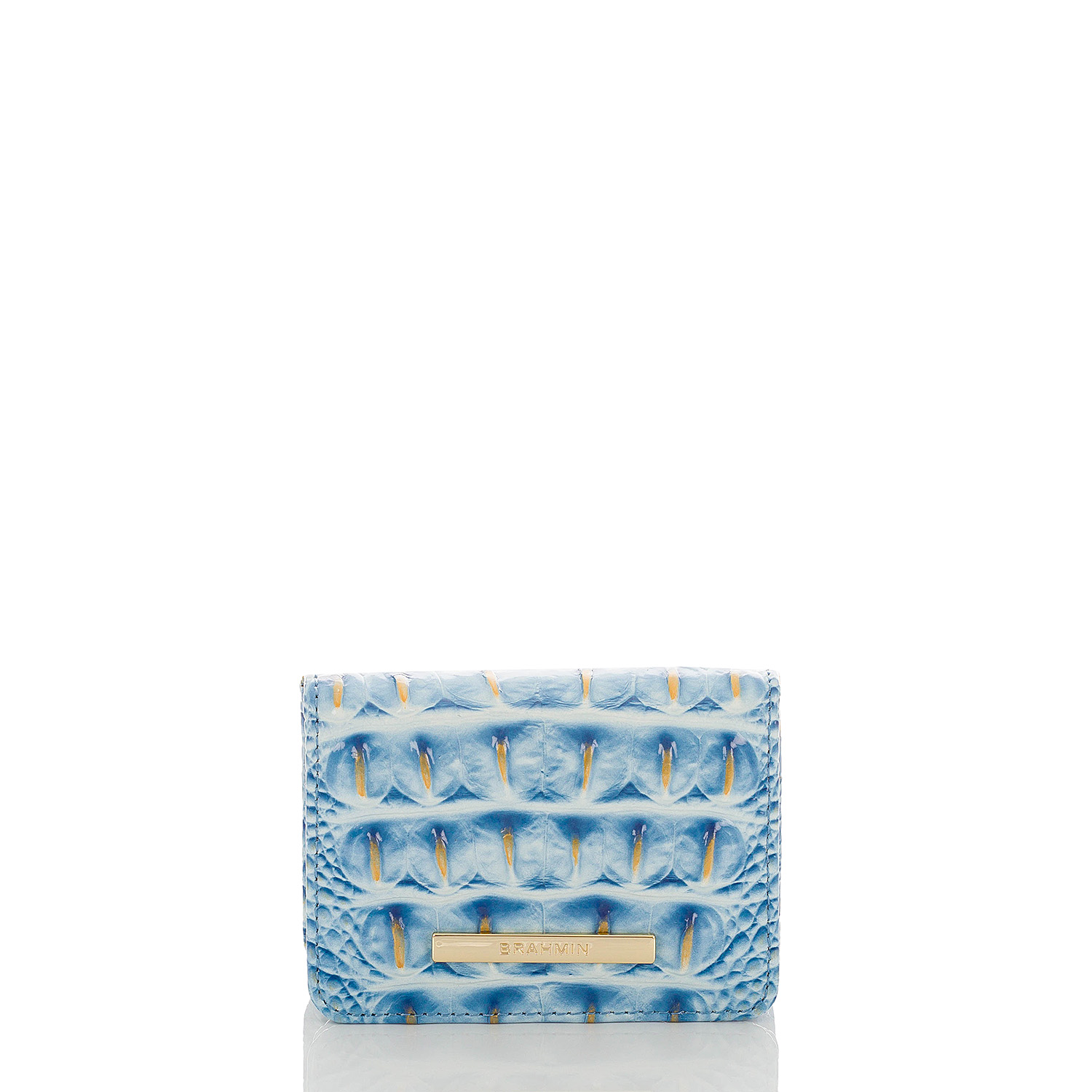 Mini Key Wallet Cerulean Melbourne