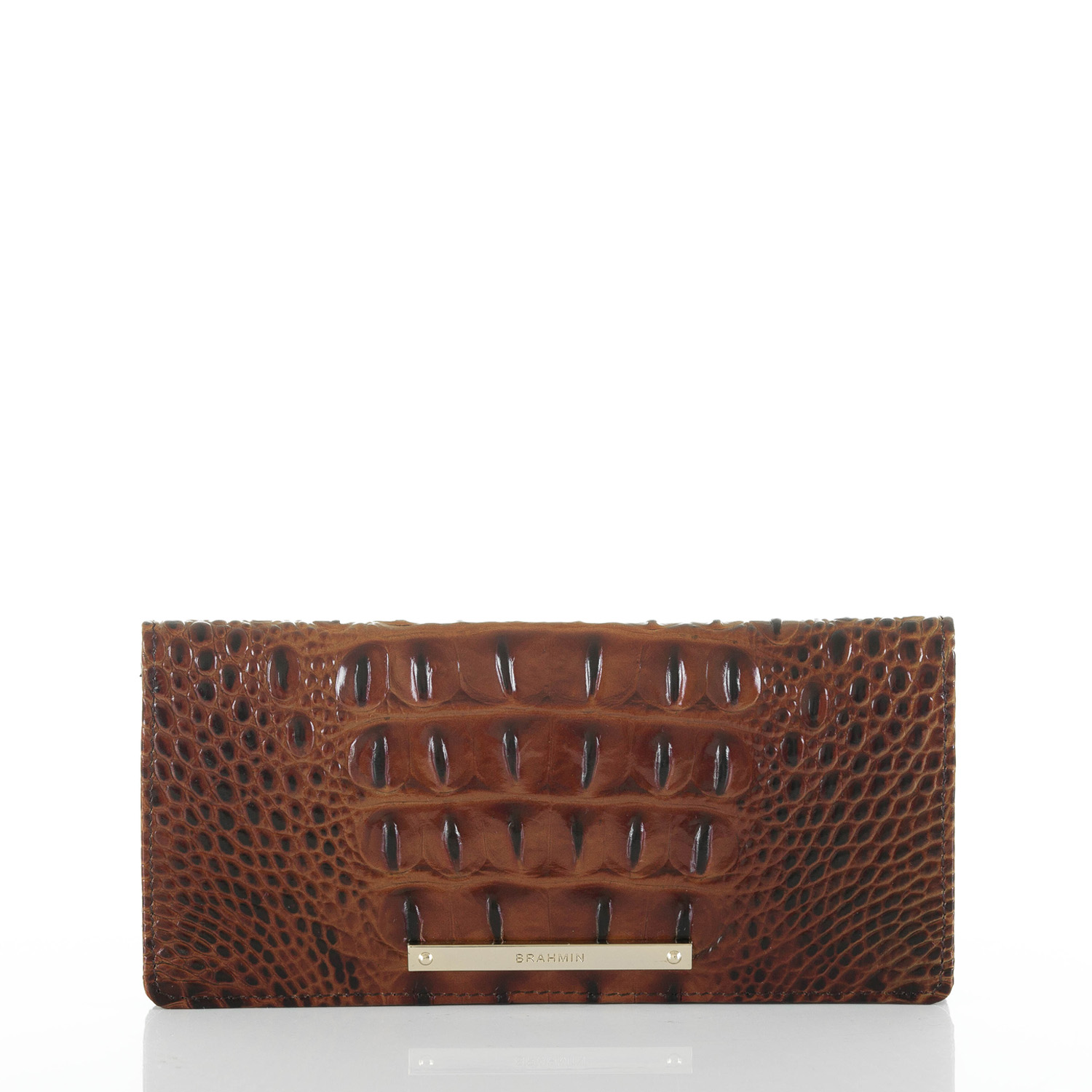 Ady Wallet Pecan Melbourne Front