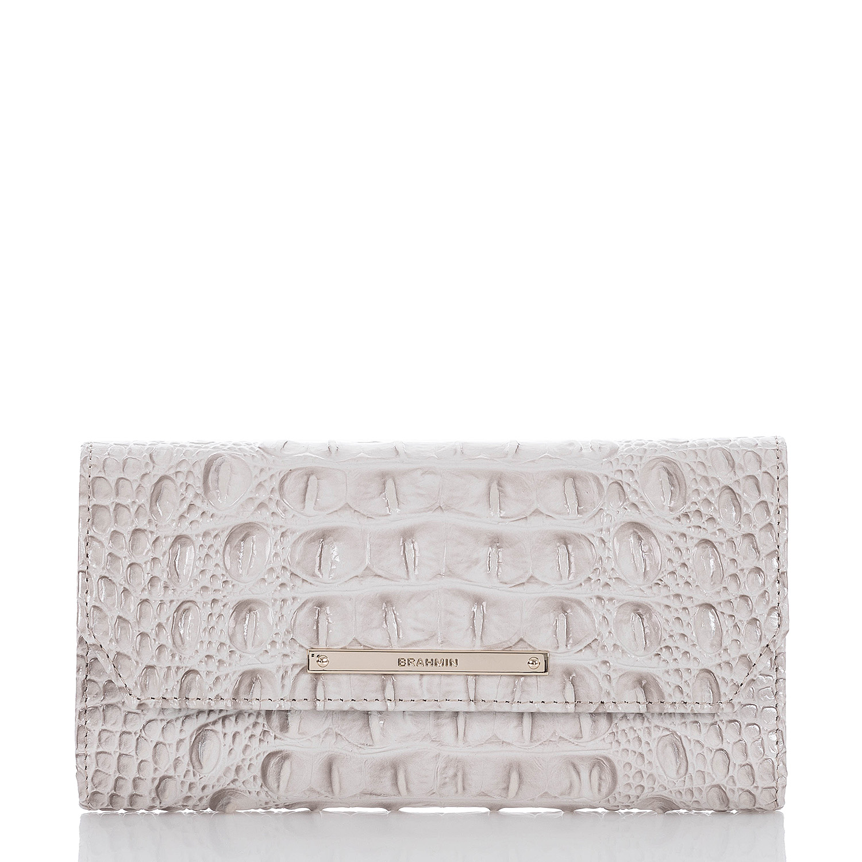 Soft Checkbook Wallet Seashell Melbourne