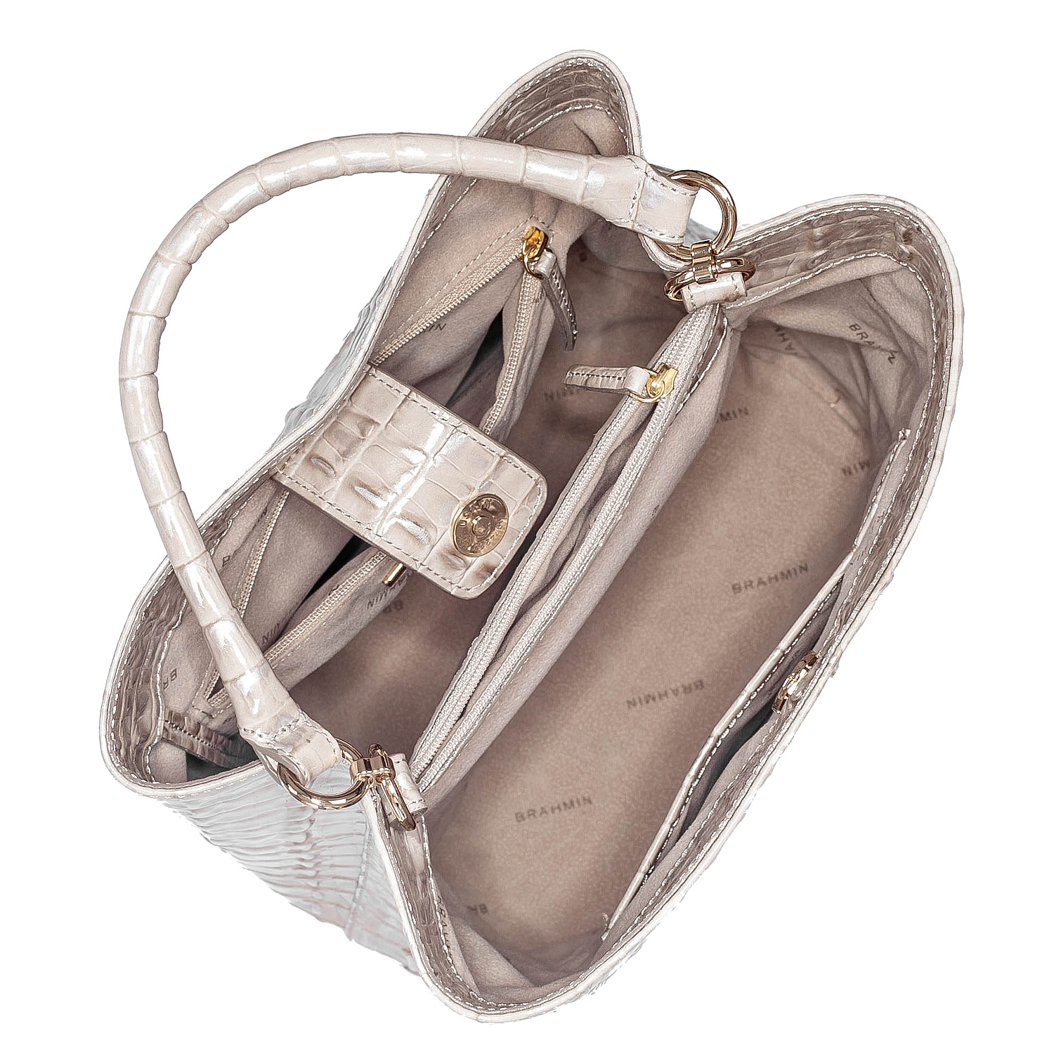 Amelia Warm Gray La Scala