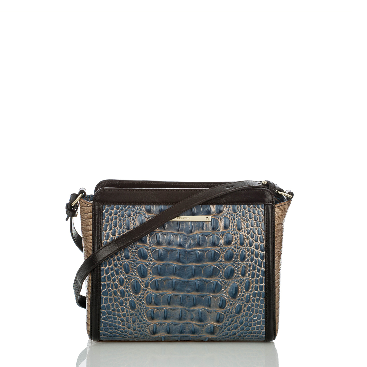 Carrie Crossbody Satellite Palma Front