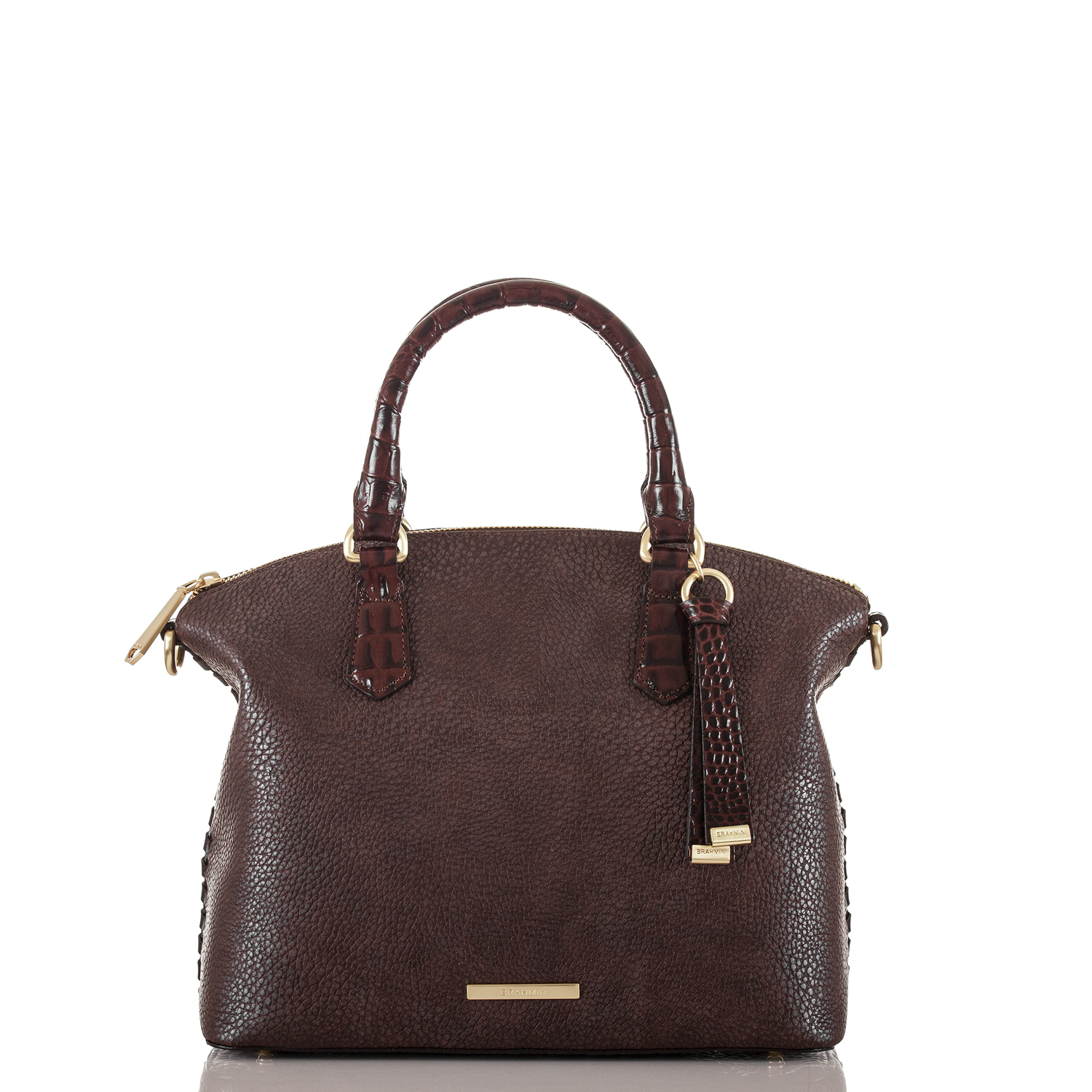 Duxbury Satchel Brown Lafayette Video Thumbnail
