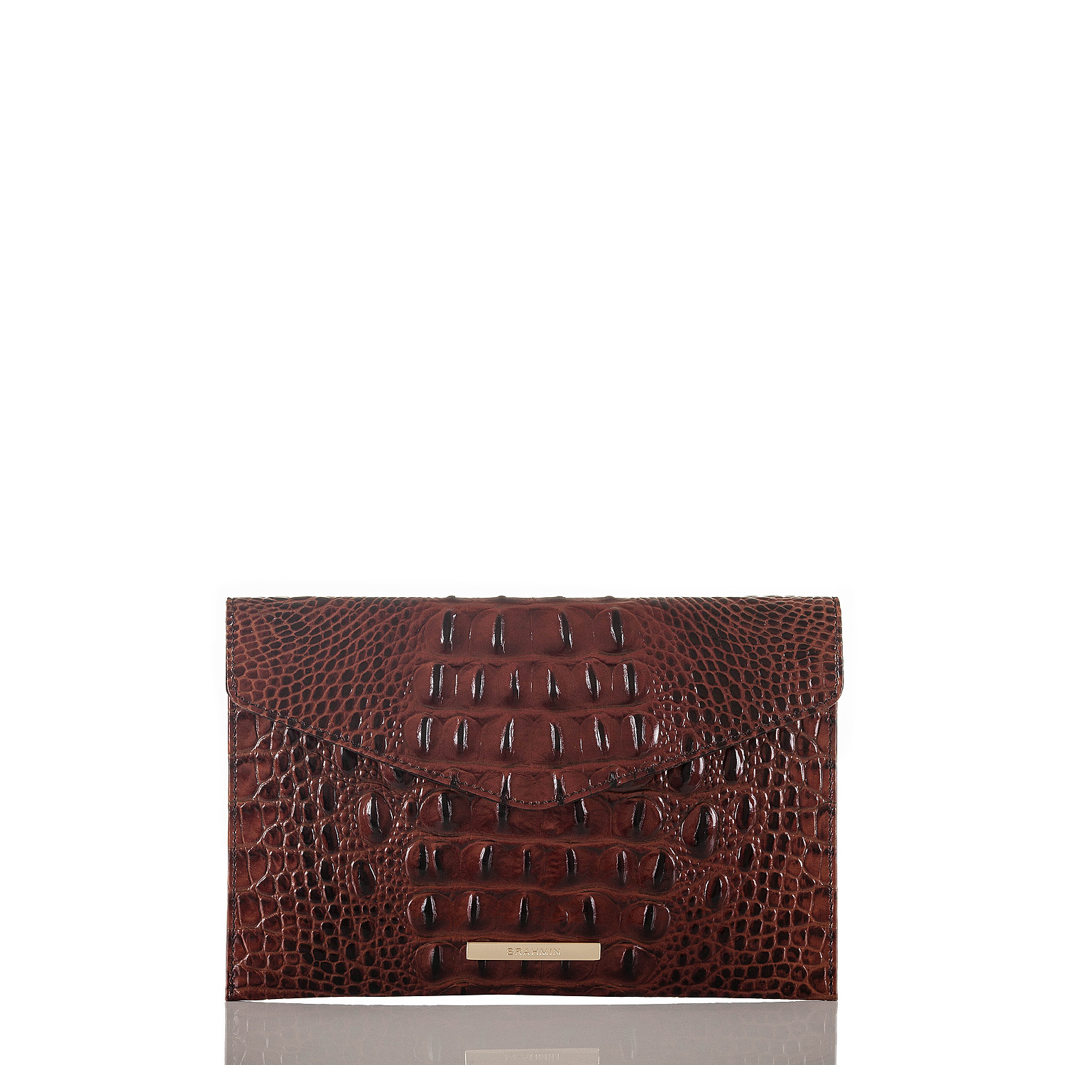 Envelope Clutch Pecan Melbourne