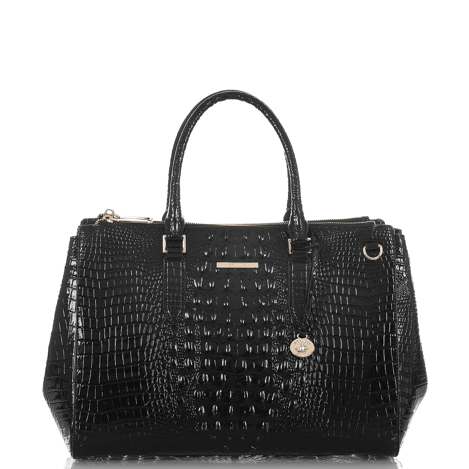 Blake Satchel Black Melbourne
