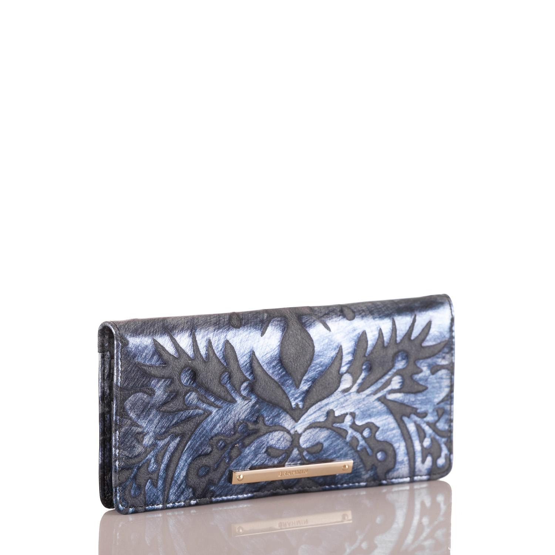 Ady Wallet Blue Shergin
