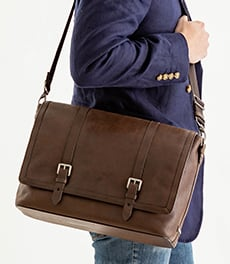 Mason Messenger Bag