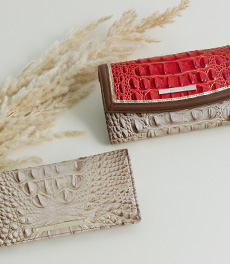 Assorted Kayla Wristlets in Fall 2019 Melbourne Colors