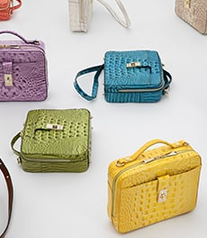 Assorted Evie Crossbody Bags