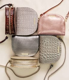 Assorted Leah Crossbody Bags